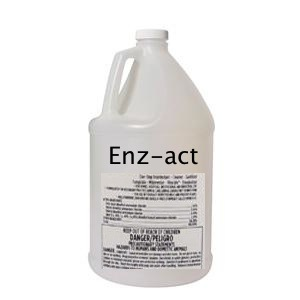 ENZACT Enzymatic Pet Stain Cleaner