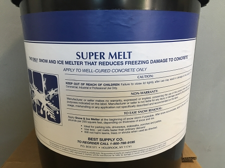 SuperMelt Ice Melt