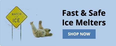 Fast and Safe Ice Melters